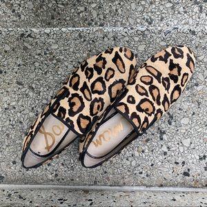 Sam Edelman Shoes - Sam Edelman animal print flats size 7.5